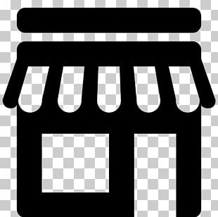 Computer Icons Shopping Icon Design Retail Black And White PNG
