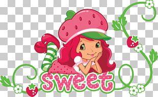 Strawberry Shortcake Strawberry Pie Desktop PNG