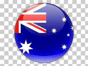 Australia Flag Icon PNG