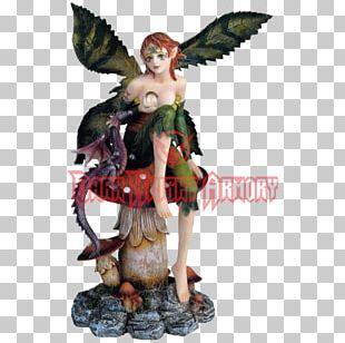 Pixie Statue Figurine Sprite Fairy PNG