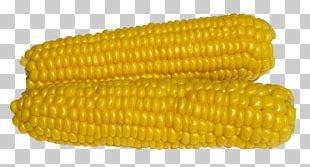 Corn On The Cob Maize Popcorn PNG