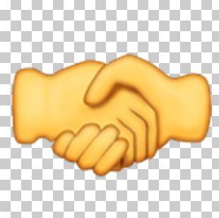 Emojipedia Gesture Handshake PNG