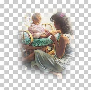 Painting Mother Child Art Infant PNG