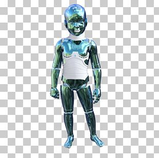 Robot Child PNG