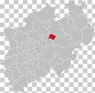 North Rhine-Westphalia States Of Germany Stock Photography PNG