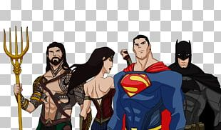 Superman Batman Aquaman Doomsday YouTube PNG