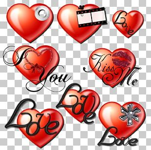 Valentine's Day Heart Love Romance PNG