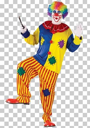 Clown Child Halloween Costume Clothing PNG