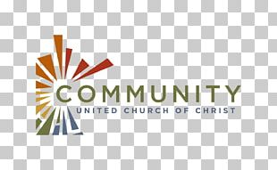 Community United Church Of Christ Christian Church Logo Christianity PNG
