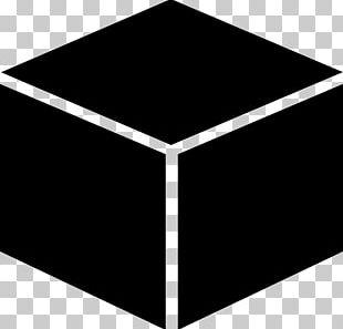 Computer Icons Cube Geometry Geometric Shape PNG