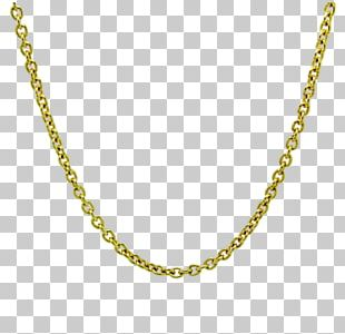 Gold & Diamond Source Jewellery Necklace Chain PNG