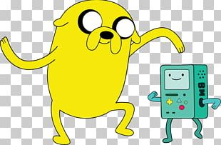 Jake The Dog Finn The Human Marceline The Vampire Queen Bank Of Montreal Animation PNG