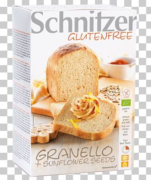 Organic Food Gluten-free Diet Bread PNG