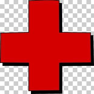 American Red Cross Symbol Christian Cross Star Of Life PNG