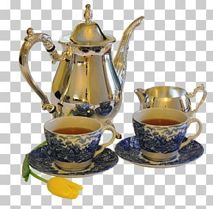 Arabic Tea Coffee Regency Era Teapot PNG