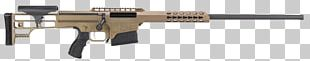 Gun Barrel .338 Lapua Magnum Barrett Firearms Manufacturing Barrett MRAD PNG