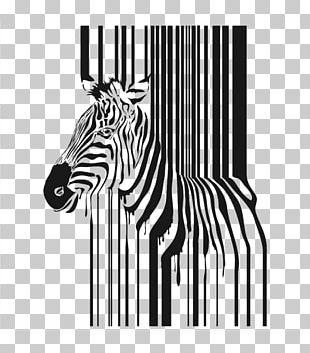 T-shirt Zebra Sticker Color Paper PNG