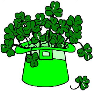 Ireland Saint Patricks Day Shamrock Irish People PNG