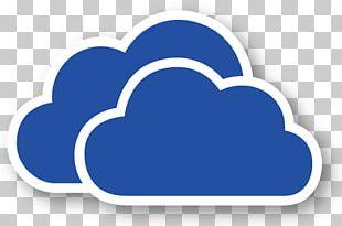 OneDrive Cloud Storage Google Drive Microsoft File Hosting Service PNG