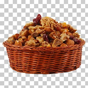 Vegetarian Cuisine Dried Fruit Food Gift Baskets Mixed Nuts PNG