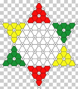 Chinese Checkers Halma Draughts Board Game Diamond Game PNG