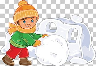 Snow Fort Winter PNG