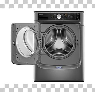 Maytag MHW5500F Washing Machines Clothes Dryer Laundry PNG