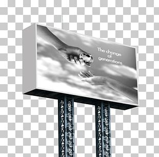 Billboard Out-of-home Advertising PNG