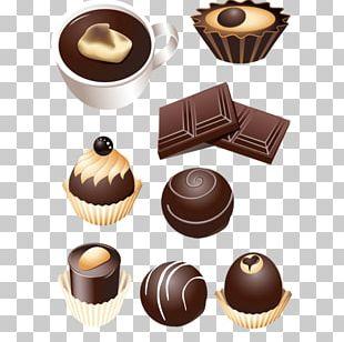 Ice Cream Chocolate Bar Bonbon Chocolate Milk Sundae PNG