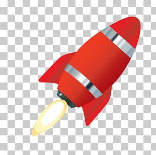 Rocket ICO Spacecraft Icon PNG