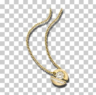 Locket Necklace Jewellery Chain Gold PNG