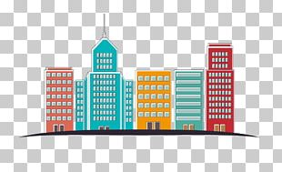 Building Architecture Illustration PNG