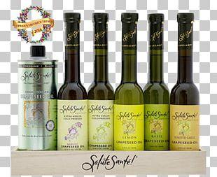 Olive Oil Grape Seed Oil Liqueur Wine PNG