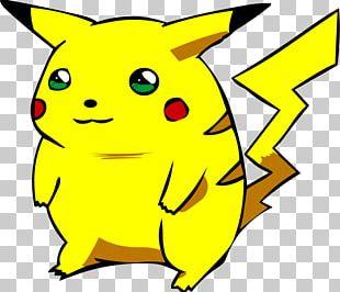 Pikachu Pokémon Yellow Pokémon Trading Card Game PNG