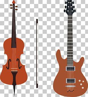 Seven-string Guitar Electric Guitar Musical Instrument Floyd Rose PNG
