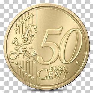 1 Cent Euro Coin Latvian Euro Coins 50 Cent Euro Coin PNG