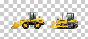 Caterpillar Inc. Heavy Equipment Architectural Engineering Vehicle PNG