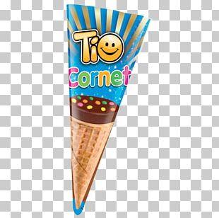 Ice Cream Cones Dragée Sugar PNG