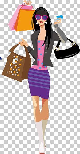 Shopping Fashion PNG