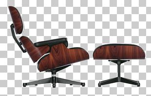 Eames Lounge Chair Lounge Chair And Ottoman Charles And Ray Eames Vitra PNG