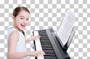 Keyboard Player Musical Keyboard Electronic Keyboard Musical Instruments PNG