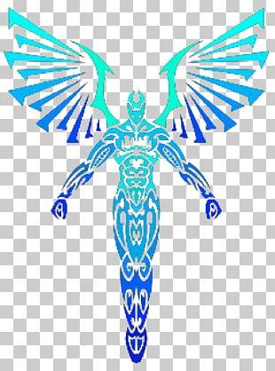 Tattoo Artist Polynesia Sleeve Tattoo Angel PNG