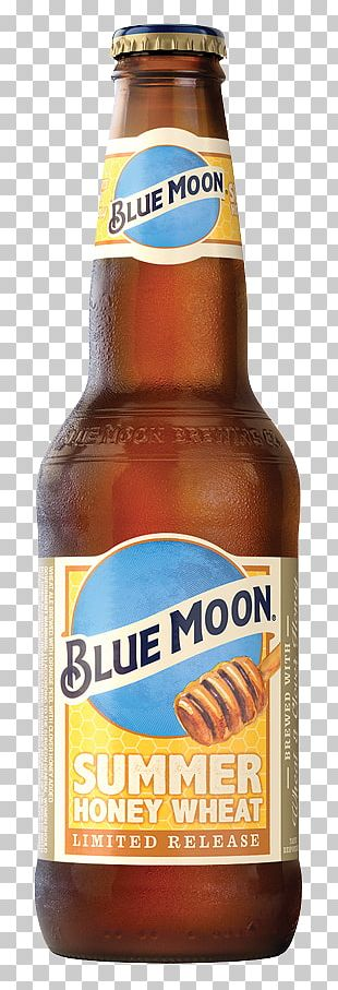 Blue Moon Wheat Beer Anchor Brewing Company Pale Ale PNG