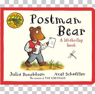 Las Tres Cartas Del Oso/ Postman Bear Monkey Puzzle Hardcover Tales From Acorn Wood: Three Lift-the-flap Stories PNG