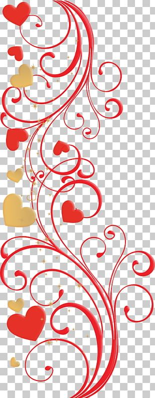 Ornament Drawing Love PNG