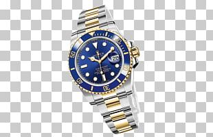 Rolex GMT Master II Rolex Submariner Watch Blue PNG