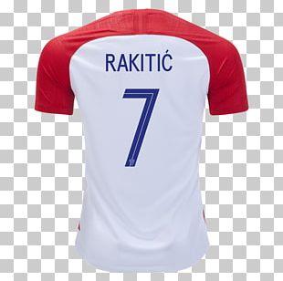 2018 World Cup Croatia National Football Team T-shirt Jersey Kit PNG