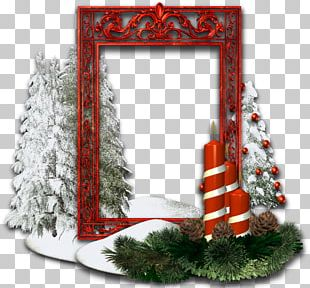 Frames Christmas Ornament New Year Tree PNG
