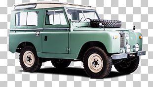 Car Land Rover Series Land Rover Defender Lamborghini Miura PNG