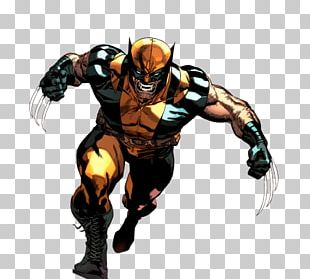 Wolverine Professor X Superhero Cartoon Avengers Vs. X-Men PNG